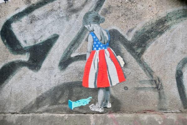 Street Artists Bekky Bekks