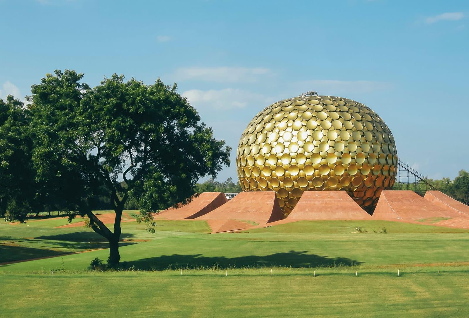 Auroville – India